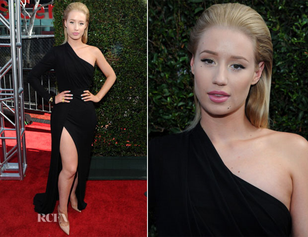 Iggy Azalea In Elie Saab - 2014 ESPY Awards