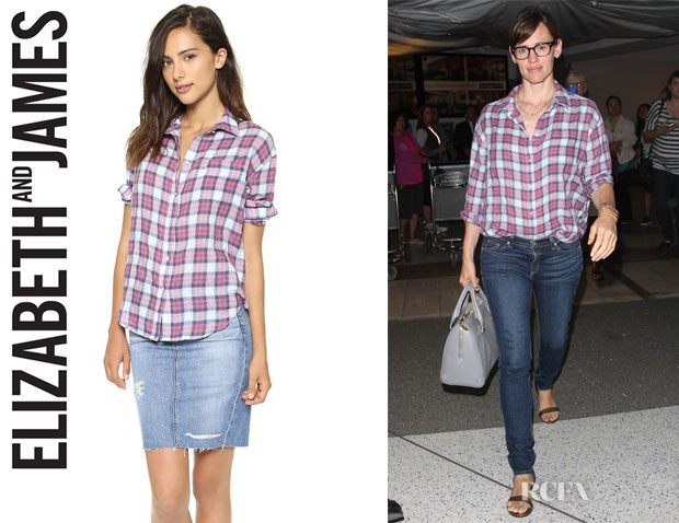 Jennifer Garner's Elizabeth and James 'Carrine' Shirt