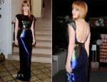 Jessica Chastain In Mary Katrantzou - 'The Disappearance of Eleanor Rigby' Ischia Global Film + Music Festival Premiere