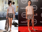 Jordana Brewster In Dsquared² - 2014 ESPY Awards