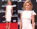 Julie Bowen In Dsquared² - 'Planes Fire & Rescue' LA Premiere