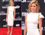 Julie Bowen In Dsquared² - 'Planes: Fire & Rescue' LA Premiere