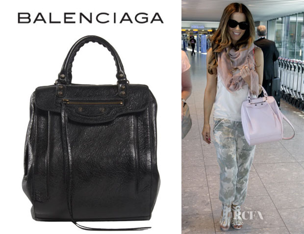 Kate Beckinsale's Balenciaga 'Arena' Traveler Backpack