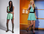 Kate Hudson In Fausto Puglisi - Late Night with Seth Meyers