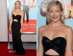Kate Hudson In Michael Kors  'Wish I Was Here' New York Screening
