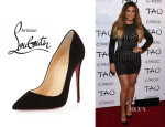Khloe Kardashian's Christian Louboutin 'So Kate' Pumps
