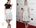 Lily Rabe In Katharine Kidd - 'Magic In The Moonlight' LA Screening