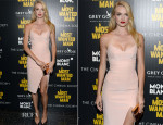 Lindsay Ellingson In Nicholas - 'A Most Wanted Man' New York Premiere