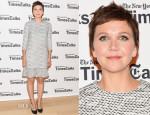 Maggie Gyllenhaal In Chloé - TimesTalks