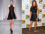 Megan Fox In David Koma -  'Teenage Mutant Ninja Turtles' Press Line Comic-Con 2014