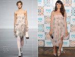 Mia Maestro In Emporio Armani - Fox Summer TCA All-Star Party