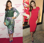 Miranda Kerr In Escada - Escada Joyful Event