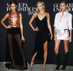 Models @ The Vogue Foundation Gala
