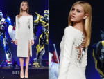 Nicola Peltz In Christian Dior - 'Transformers Age of Extinction' Tokyo Press Conference