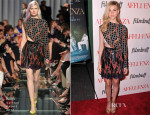 Nicola Peltz In Louis Vuitton - 'Affluenza' New York Premiere