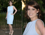 Princess Eugenie In Burberry London - The Serpentine Gallery Summer Party