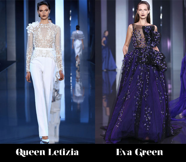 Ralph & Russo Fall 2014 Couture Red Carpet Wish List