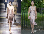 Samantha Barks In Lanvin - The Serpentine Gallery Summer Party