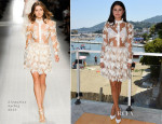 Selena Gomez Blumarine Ischia Global Film and Music Festival Looks