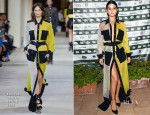 Selena Gomez Emanuel Ungaro Dress Ischia Global Film and Music Festival Looks