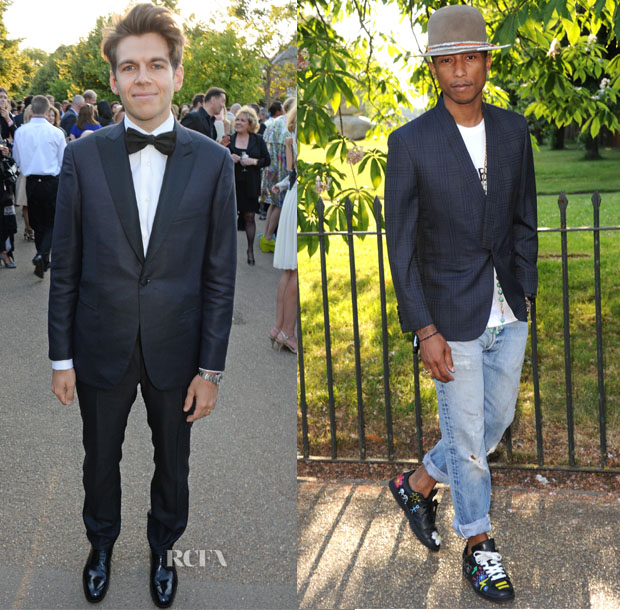 Serpentine Gallery Summer Party Menswear Roundup