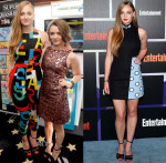 Sophie Turner In Tata Naka & Matthew Williamson - Comic-Con 2014 & Entertainment Weekly's Annual Comic-Con Celebration