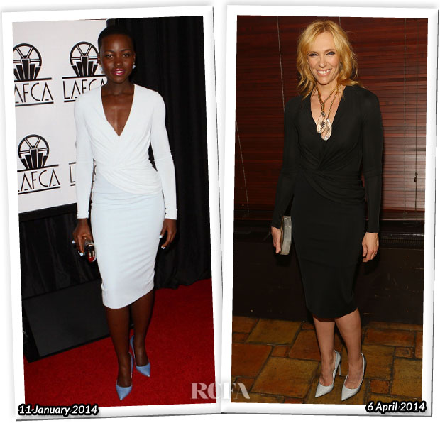 Who Wore Altuzarra Better Lupita Nyong'o or Toni Collette