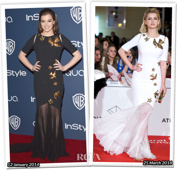 Who Wore Andrew Gn Better Hailee Steinfeld or Ana de Armas