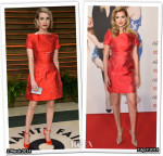 Who Wore Fendi Better...Emma Roberts or Kate Upton?
