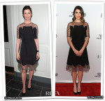 Who Wore Lela Rose Better...Bridget Moynahan or Nikki Reed?