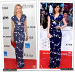 Who Wore Michael Kors Better...Naomi Watts or Natalia de Molina?