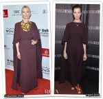 Who Wore Valentino Better...Cate Blanchett or Elettra Wiedemann?