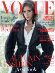 Victoria Beckham for Vogue UK August 2014