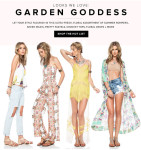 Looks We ❤ : Garden Goddess