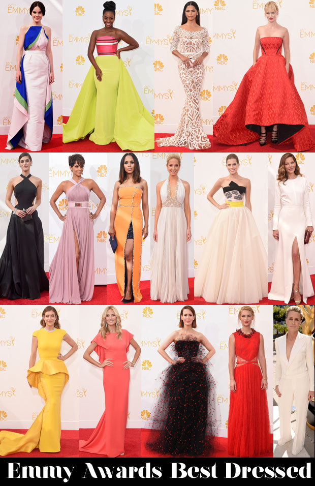 Who Was Your Best Dressed At The 2014 Emmy Awards?