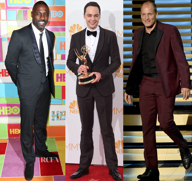 2014 Emmy Awards Menswear Red Carpet Roundup 2