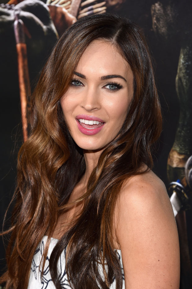 Megan Fox  in Oscar de la Renta