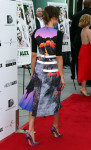 Aubrey Plaza in Peter Pilotto