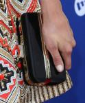Nina Dobrev's Ferragamo clutch