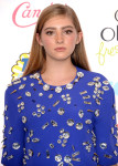 Willow Shields in Emanuel Ungaro