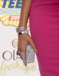Zendaya Coleman's Swarovski clutch