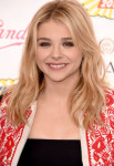 Get The Look: Chloe Grace Moretz' Teen Choice Awards Effortless, Bed-Head Hair