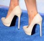 Ariana Grande's pumps