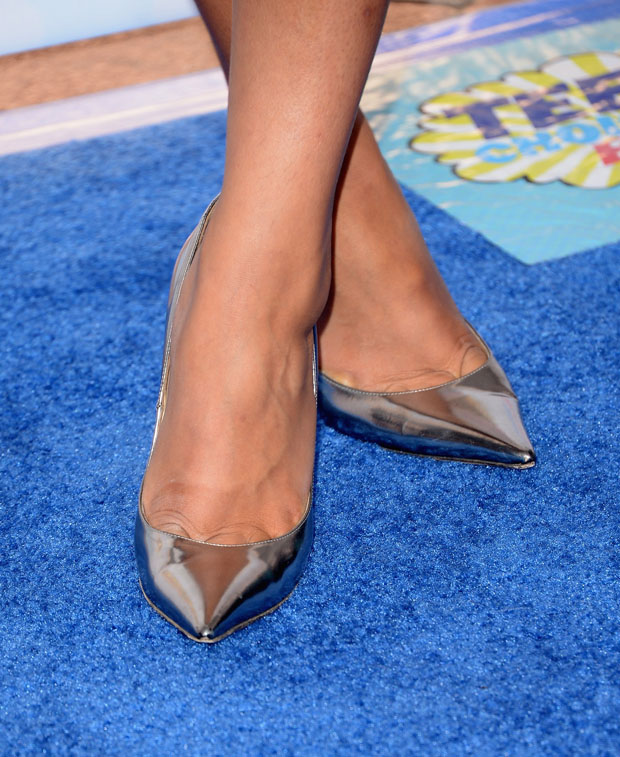 Shay Mitchell's Jimmy Choo pumps