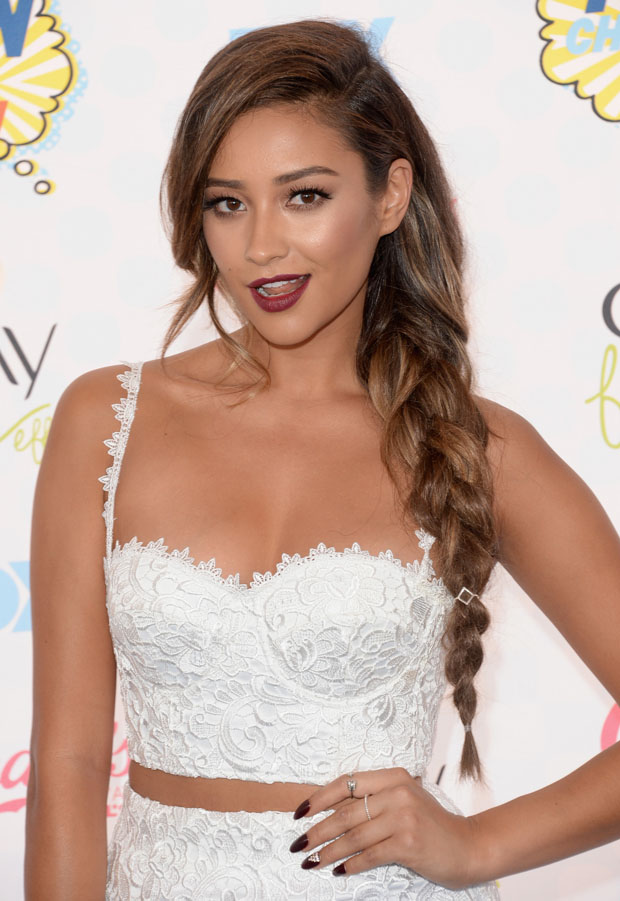 Shay Mitchell in Misha Collection