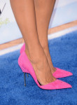 Nina Dobrev's Kurt Geiger 'Bond' Pumps