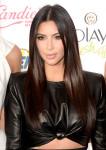 Kim Kardashian in Balmain