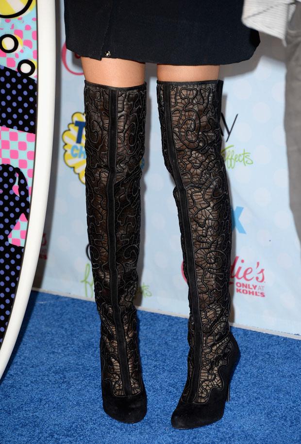 Zendaya Coleman's Nicholas Kirkwood boots