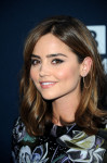 Jenna Coleman in Christian Dior