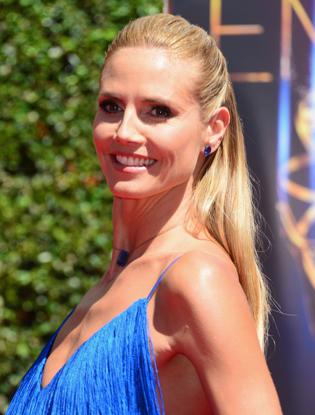 Heidi Klum in Sean Kelly